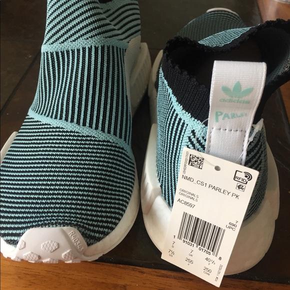 14bc97638 Adidas NMD CS1 Parley